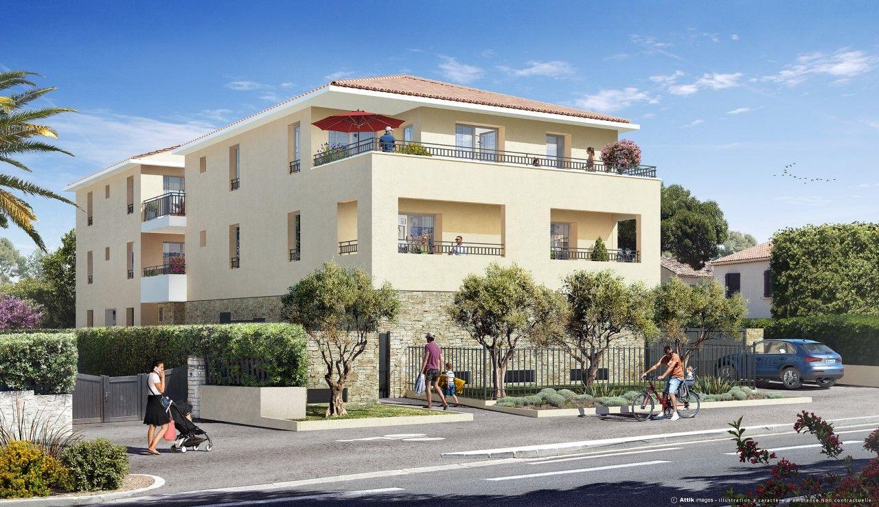 Villa del Mare à Six-Fours-les-Plages