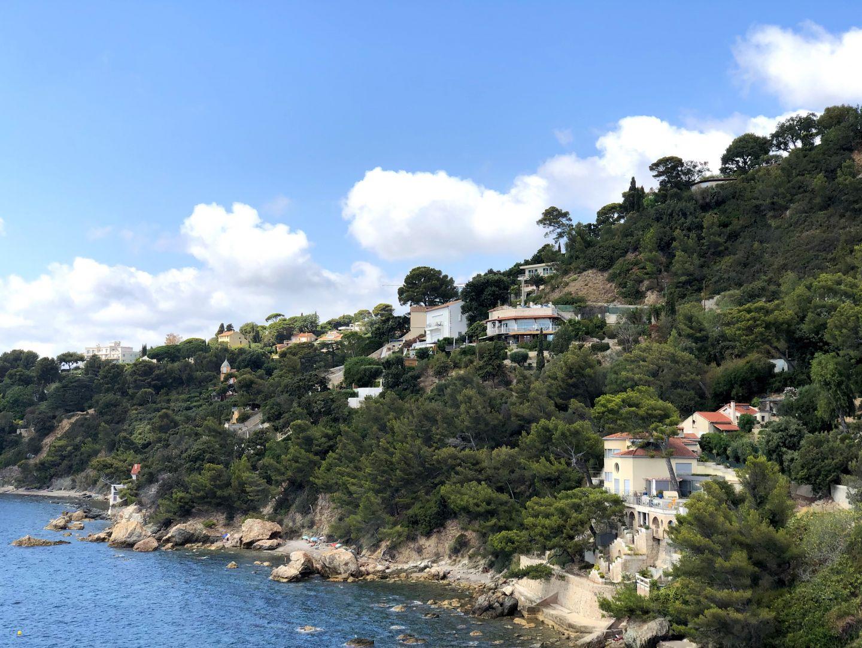 Résidence Bleu Calade à Toulon Cap Brun